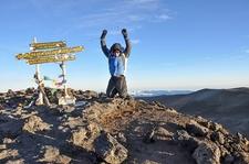 Uhuru Peak - Kilimanjaro Umbwe Route - Tanzania