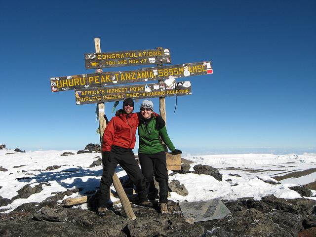 7 Days Trekking Rongai Route Photos