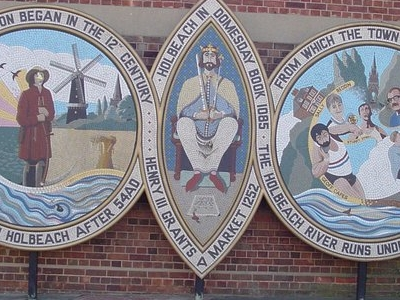 Mosaic In Holbeach