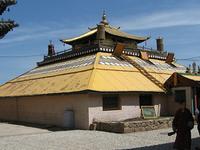 Mosteiro Gandan