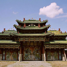 Ulaan Baatar - The Winter Palace Of Bogd Khaan - Tourist Spot