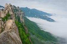 Ulsanbawi Rock - South Korea