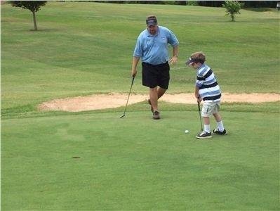 Uncle Remus Golf Course