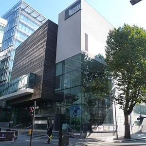 Unicorn Theatre Exterior