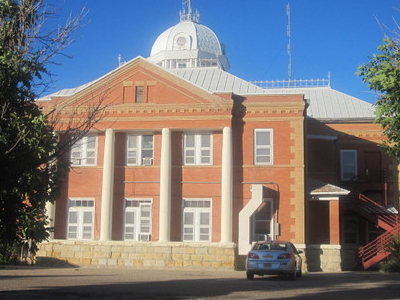 Union County Courthouse Clayton