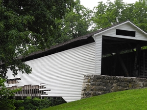 Unión Covered Bridge State Historic Site