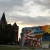 Union Springs Alabama At Sunset