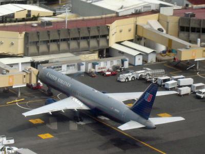 Gates 4 And 5 At Terminal