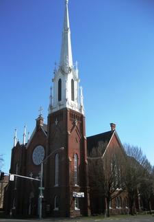 United Methodist Salem Oregon Corner