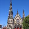Iglesia Metodista Unida y la Cámara Asbury