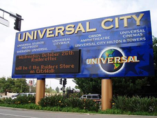 Universal City Sign