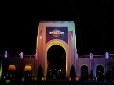 Universal Orlando Main Gate