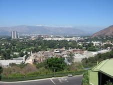 Studio Backlot At Universal Studios Hollywood