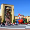 Universal Studios Park Entrance