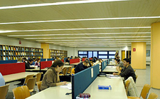University Of Piraeus Main Building Study Room