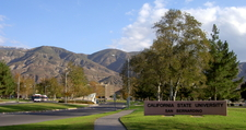 University Ave Entrance