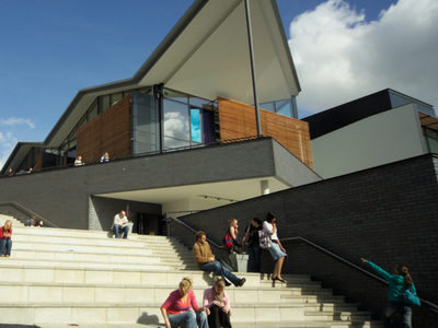 University Of Winchester Student Centre