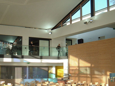 The University Centre Canteen