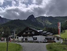 Untermarkter Alm-Imst, Austria