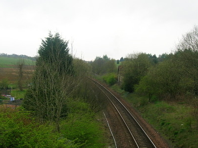 Uplawmoor Station Site