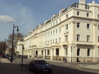 Upper Belgrave Street