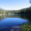 Upper Echo Lake