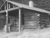 Upper Logging Lake Snowshoe Cabin - Glacier - USA