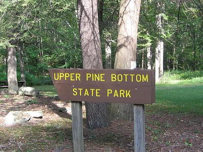 Upper Pine Bottom State Park