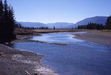 Upper Yellowstone River - Angling - Yellowstone - Wyoming - USA