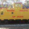U P Rail Car At Longhorn Museum In Pleasanton I M G 2 6 3
