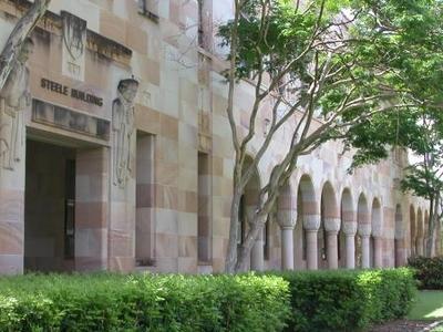 UQ Steele Building