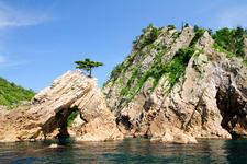 Senganmatsu Island On The Uradome Coast