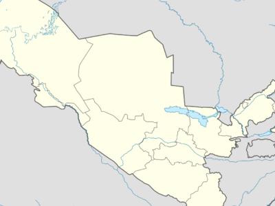 Urgench Is Located In Uzbekistan