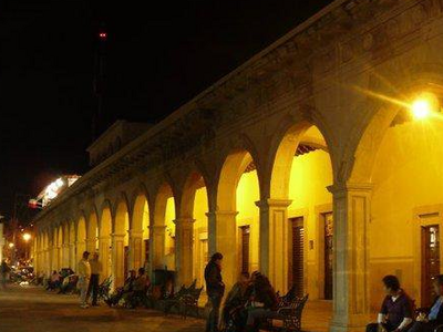 Uriangato Downtown