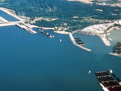 USACE Kentucky Lock And Dam