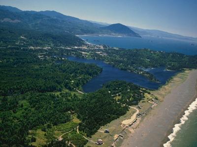 U S A C E  Port  Orford  Oregon