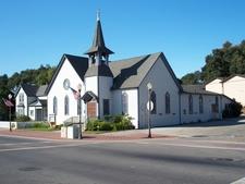 U S A Morgan Hill United Methodist Church 1