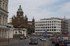 Uspenski Cathedral & Enso-Gutzeit HO - Helsinki Finland