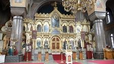 Uspenski Orthodox Cathedral Altar - Uusimaa Finland