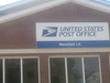 U . S .  Post  Office In  Mansfield