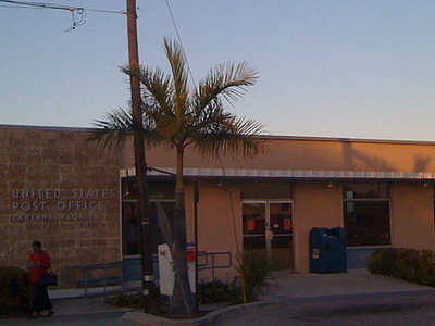 US Post Office Lantana