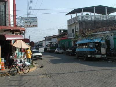 Usulutan Street