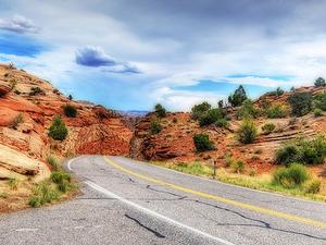 Cruce del Río Escalante en la carretera 12