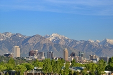 UT Salt Lake City & Mt. Olympus
