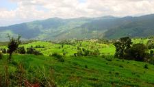 Uttarakhand Mountainous Landscape