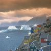 Uummannaq Multi-Colored Houses