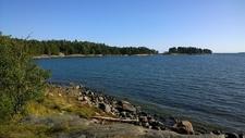 Uutela Seashore Near Helsinki - Finland