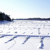 Uutela Vuosaari Winter View - Helsinki Finland