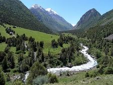 Uwe Anatoly Mountains - Alamedin