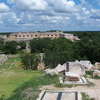 Panorama Of Uxmal